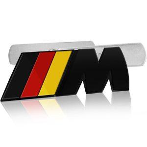 ارم مخصوص جلو پنجره و توری سپر سری M-BMW (مشکی)